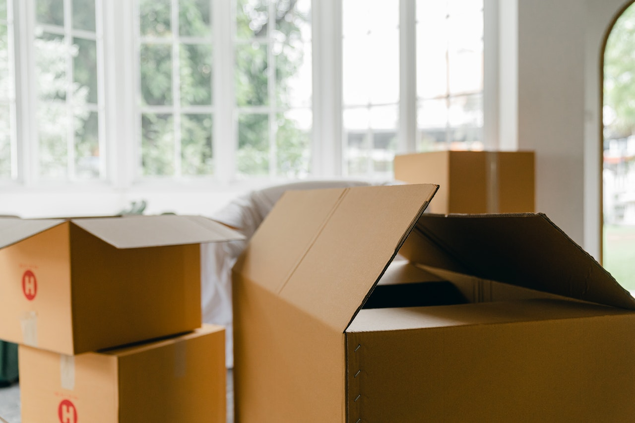 House removals Glasgow